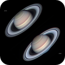 Saturn - 2020 vs 2019,                                Niall MacNeill