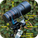Motorized Samyang focuser prototype,                                Ben