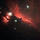 Horsehead Nebula - IC434,                                Kyle Anthony