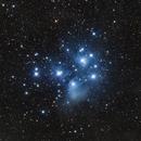 Pleiades (M45),                                Andreas Hauf