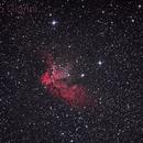 NGC 7380,                                Gianni Carcano