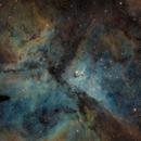 Eta Carinae in SHO,                                KiwiAstro