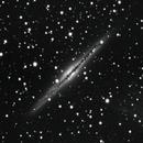 Edge-on spiral galaxy C23/NGC891 (m),                                Ram Samudrala