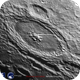 Petavius crater of Moon,                                City Observatory...
