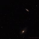 M81 and M82,                                David Günzel-Steinhoff