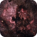NGC 7000 and IC 5070,                                GalaxyMike