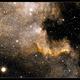 NGC 7000,                                Frédéric THONI