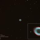 M57 Ring Nebula,                                Robert Van Vugt