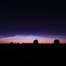 Noctilucent clouds (NLC),                                Hans Joachim Kämper