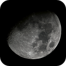 Gibbous Moon,                                Marc Ricard