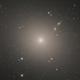 M87 elliptical galaxy in Virgo Group,                                physics5mickey