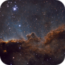 NGC6188 - Rim Nebula (Dragões de Ara),                                Israel Mussi