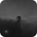Horsehead Quickie Playing With 1.11 NINA And Affinity Photo,                                mikefulb