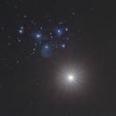 Venus + M45,                                Gianluca Belgrado