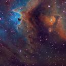 IC1871 - Inside the Soul Nebula - SHO,                                Jim Matzger