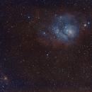 M8  - Nebulosa Laguna,                                Dario Iraci