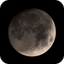 The moon in hrd - lunar cycle of August 2020,                                Eduardo Castro