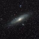 Andromeda from Sonnar 135 mm,                                Sebastian Ś