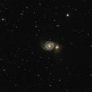 M51 - Whirlpool Galaxy,                                Anders Quist Hermann