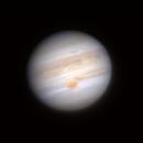 Jupiter & GRS transit 31/08/20,                                Euripides