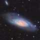 Messier 106,                                Teagan Grable