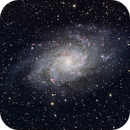 M33 Triangulum Galaxy,                                AstroBadger