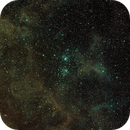 DoubleCluster and Hydrogen Cloud,                                hbastro