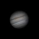 Small rotation Jupiter,                                Jesus Magdalena