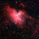 M16 - Eagle Nebula,                                José Manuel Taverner Torres