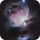 M42, Great Nebula in Orion,                                YC Astrophotography