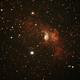 NGC 7635 - The Bubble Nebula,                                Jason Doyle
