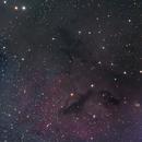 Barnard 3,                                Mark