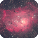 LAGOON NEBULA [M8],                                agostinognasso