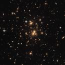 SPT-CLJ0512-3848 Massive Lensing Cluster of Galaxies,                                Leo Shatz