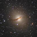 Centaurus A, NGC 5128,                                Dustin and Georgia Williams