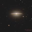 Messier 104 - Sombrero Galaxy,                                Fabian Rodriguez Frustaglia