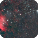 IC4628 and NGC6231,                                Adriano