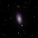 M63 Sunflower Galaxy,                                Manuel