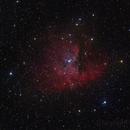 NGC281 The PacMan Nebula,                                John Bozeman