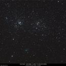 NGC 884 - NGC 869 - comet C/2017 T2 (PANSTARRS),                                Gérard Nonnez