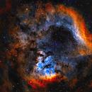 NGC7822 & Cederblad 214,                                Jason Wiscovitch