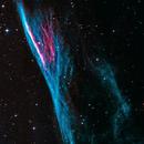 Pencil Nebula,                                Jim DeLillo