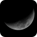 30% Moon – First Light,                                Van H. McComas