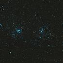 NGC 869 884,                                pigamma