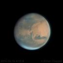 Mars - 2016/06/16,                                Chappel Astro