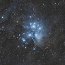 Lunar Pleiades,                                MaciejW