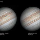 Jupiter: Outbreak #1 and #3,                                Ecleido Azevedo