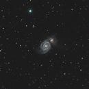 M 51 - Whirlpool Galaxy,                                Thilo