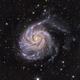 M101 - The Pinwheel Galaxy,                                Maarten Rolefes