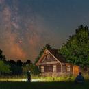 Summer Milky Way 07/07/2021,                                Łukasz Żak
